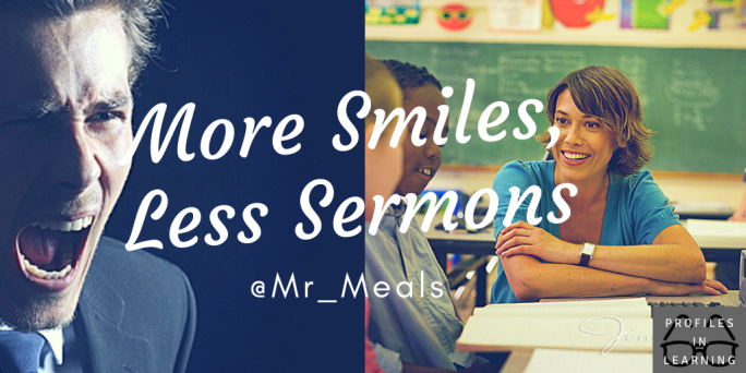 more smiles and less sermons (1)